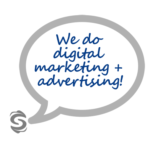 We do digital marketing and advertising
