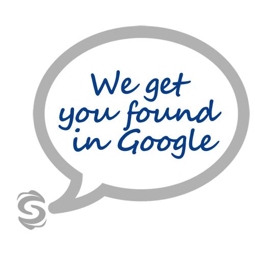 Get found in Google - Search Marketing