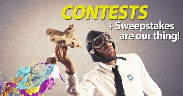 contests sweepstakes social media marketing agency
