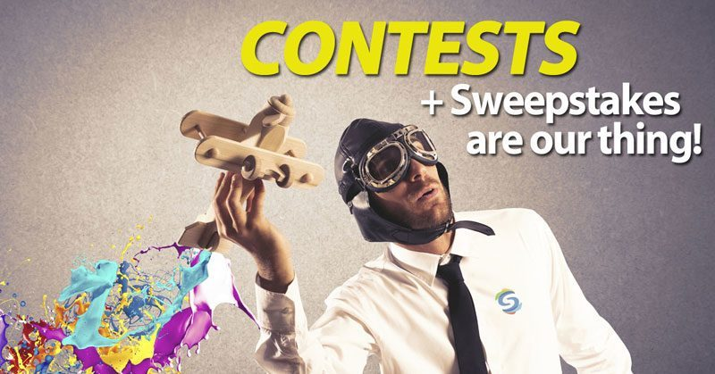 Online Contests and Sweepstakes Social Media Agency Services