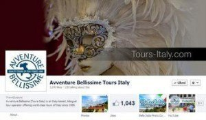 Italy tourism marketing - online sweepstakes for Tours Italy