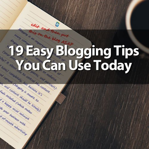 Business blogging tips to increase website traffic