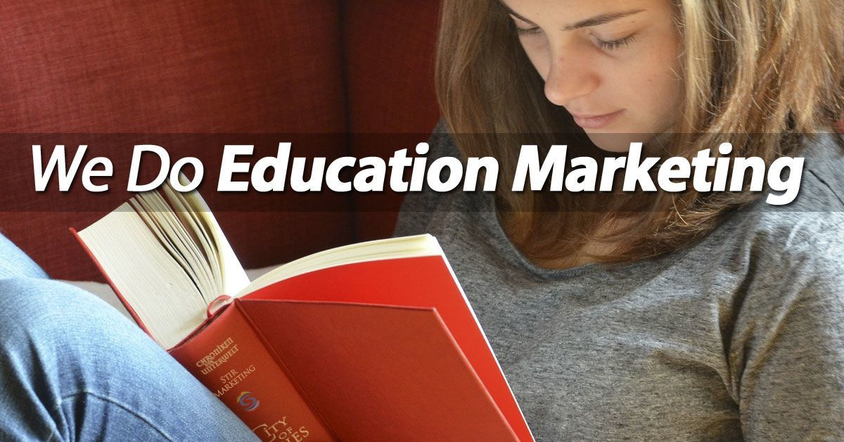 post secondary education marketing services agency for universities, colleges, private schools