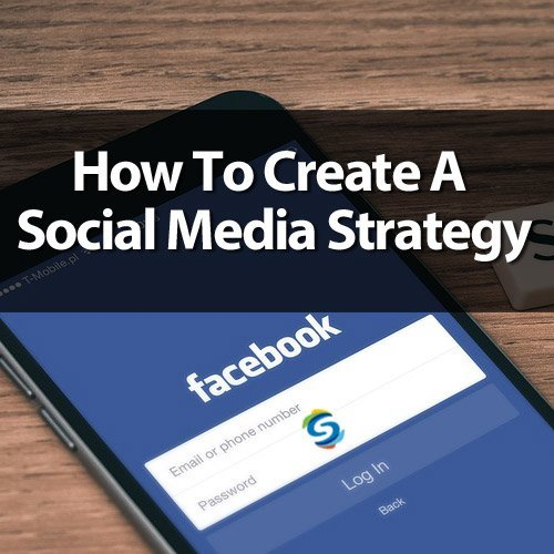 how to create a social media marketing strategic plan