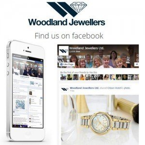 jewellery store marketing - facebook contest
