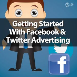 Getting started with Facebook and Twitter Advertising for Business