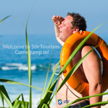 Tourism and travel digital marketing and advertising agency - Jump in with Stir Tourism