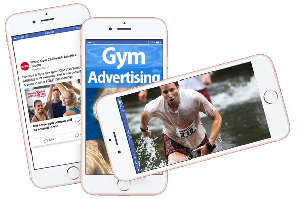 mobile advertising gyms
