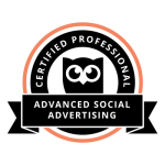 Hootsuite Advanced Social Advertising Certified Professional