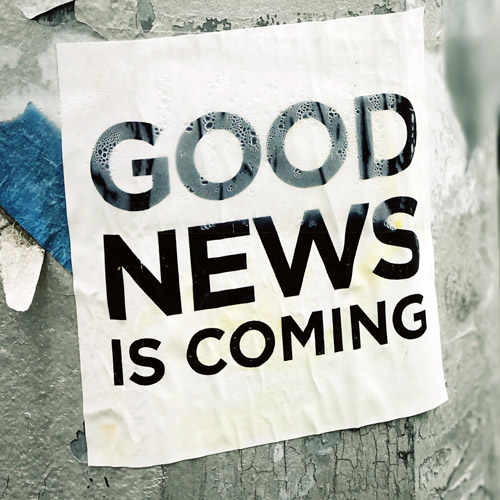 covid good news is coming