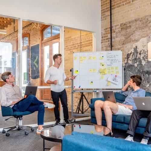 Digital Marketing Plan - Stir