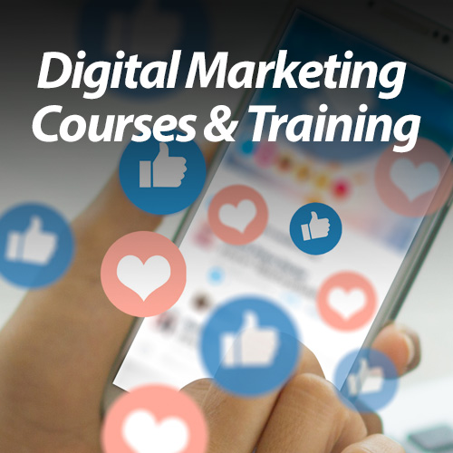 digital marketing courses and online training classes