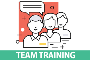 team online training in digital marketing for the workplace