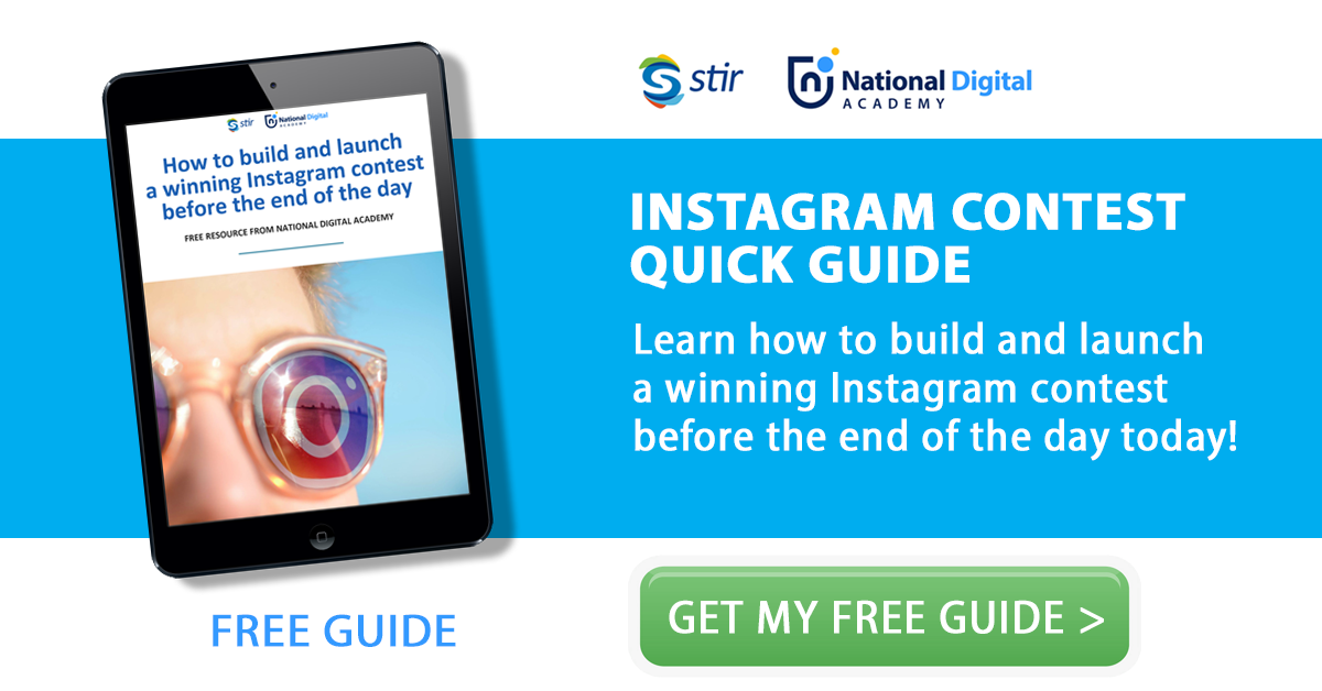 how to run an instagram contest guide